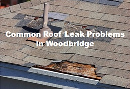Image of Common Roof Leak Problems in Woodbridge Virginia