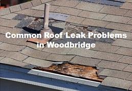 Image of Common Roof Leak Problems in Woodbridge Virginia