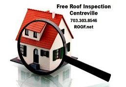 Free roof inspection Centreville Virginia Image