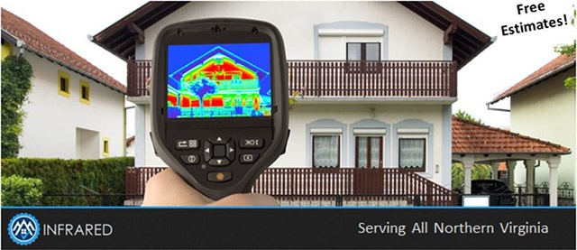 Photo of Infrared Roof Leak Detection in Virginia