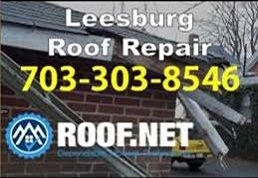 Watch this Video of a Roof Repair in Leesburg Virginia
