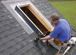 Skylights Need to Be Installed By A Professional Roofer