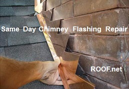 Same Day Chimney Flashing Repair in Manassas Image