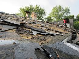 Shingles can crack when walked on or installed improperly
