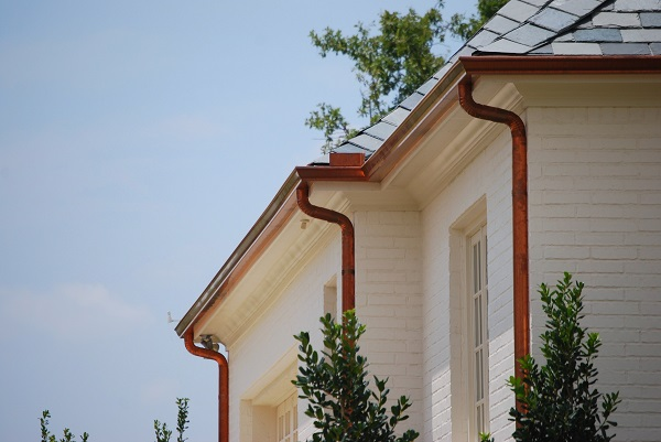 Why Metal Gutters