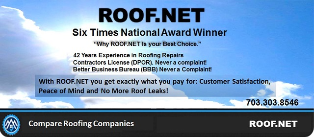 Image of Compare Roofing Companies in Virginia