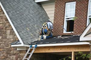 Photo of Roof Shingle Repair by the Professionals in Virginia