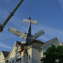 Random Acts of Roof Repair in Leesburg