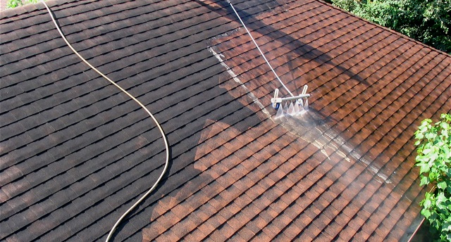 My Roof Is Leaking Captivating My Roof Started Leaking After I Pressure Washed It Roof Inspiration Design