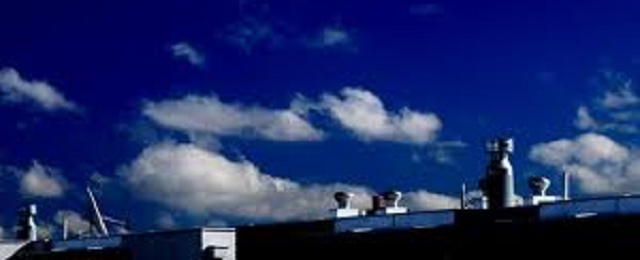 Inspect Your Roof During the Clear Break In The Weather
