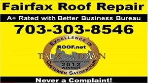 Fairfax Roof Repair Video For Same Day Service