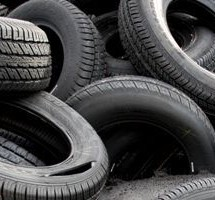 My Roof is Made of Tires?