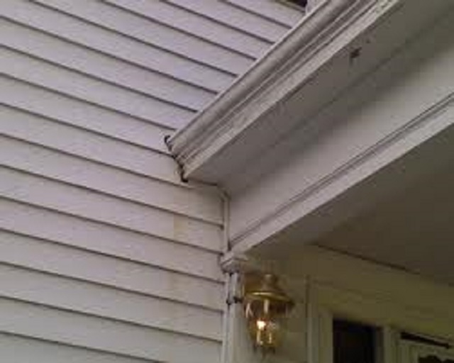 Inspect Your Gutters