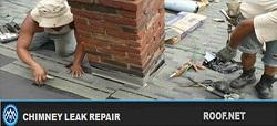 Chimney Leak Repair image in Virginia