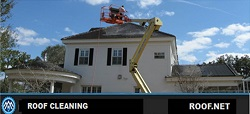 Image of Roof Cleaning Contractor in Virginia