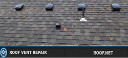 Roof Vent Leak Repair can be easy for a professional roofer in Virginia