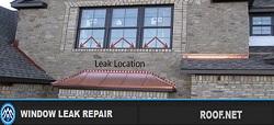 Window Leak Repair image in Virginia