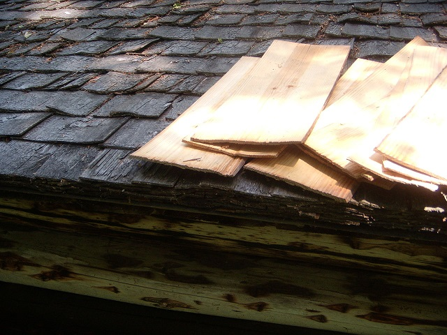 Wooden Shingles For Your Home