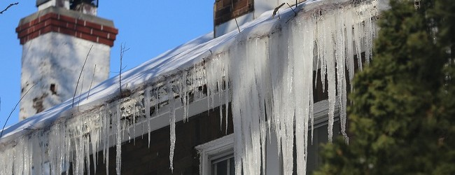 Deal With Ice Dams Now – Don't Wait Till Next Winter