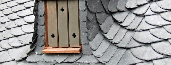 Everything You Need To Know If You're Considering Slate Roofing