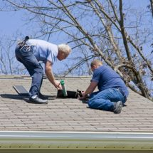 Spring – It's Time To Eradicate Those Winter Roofing Problems