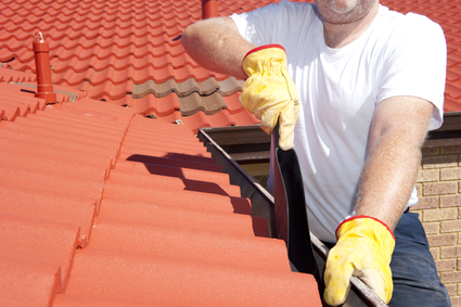 roof contractor; gutter cleaning