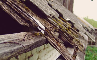 Don't Let Your Roof Suffer From Neglect
