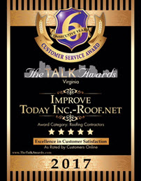 Roof.net Talk Of The Town Award 2017
