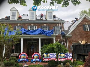 The Highest Rated Roofing Services In Brambleton, VA