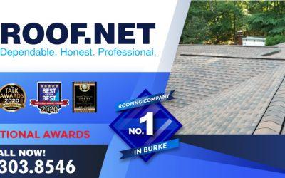 Best 5-Star Rated Roofing Contractor in Burke, VA