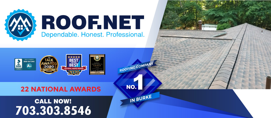 Best 5-Star Rated Roofing Contractor in Burke, VA