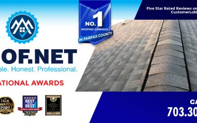 Best 5-Star Rated Roofers in Fairfax County, VA