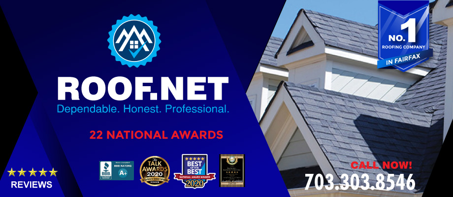 Protect Your Home With The Best Rated Roofers in Fairfax VA