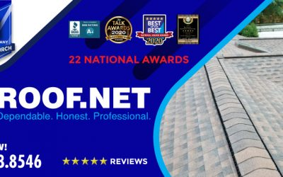 Best 5-Star Rated Roof Replacement Contractor In Falls Church, VA
