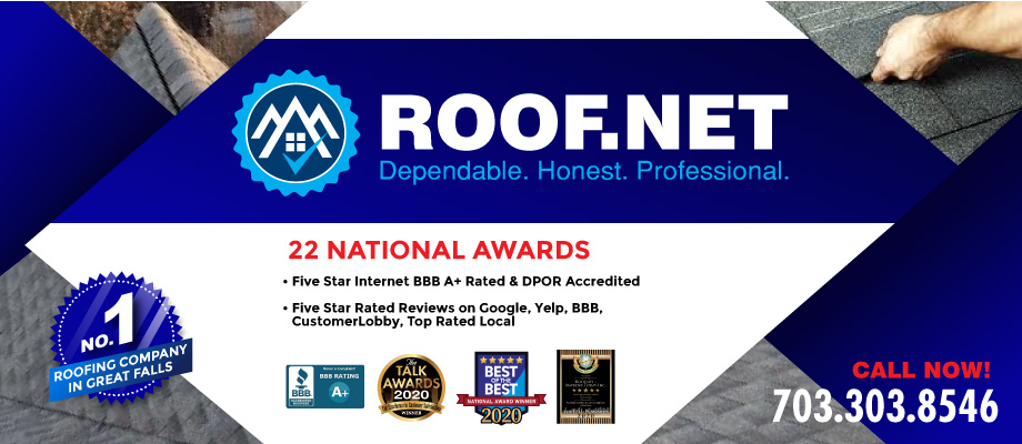 5-Star Rated Roofing Contractor in Great Falls