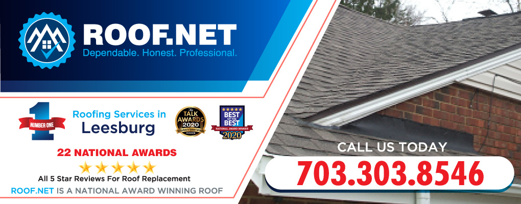 Leesburg Virginia Homeowners Should Hire Only The Highest Rated Roofer