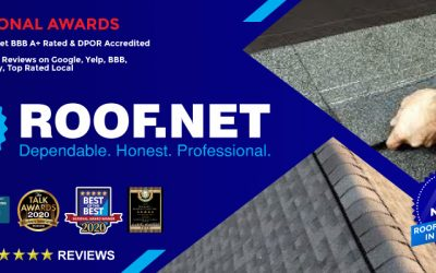 Best 5-Star Rated Roofing Company in Manassas, VA
