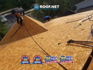 Roof Replacement By 5-Star Rated Roofer in Fairfax Station