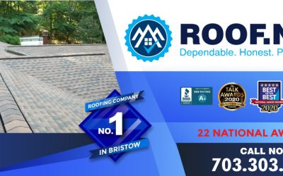 Looking For Roof Replacement in Bristow, VA?