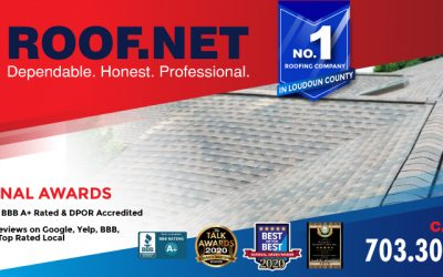 Searching Online For The Best 5 Star Rated Roofing Contractors In Loudoun County, VA?