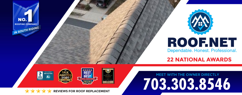 Looking For The Best 5-Star Rated Roofing Company In South Riding, VA?