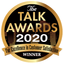2020 The Talk Award