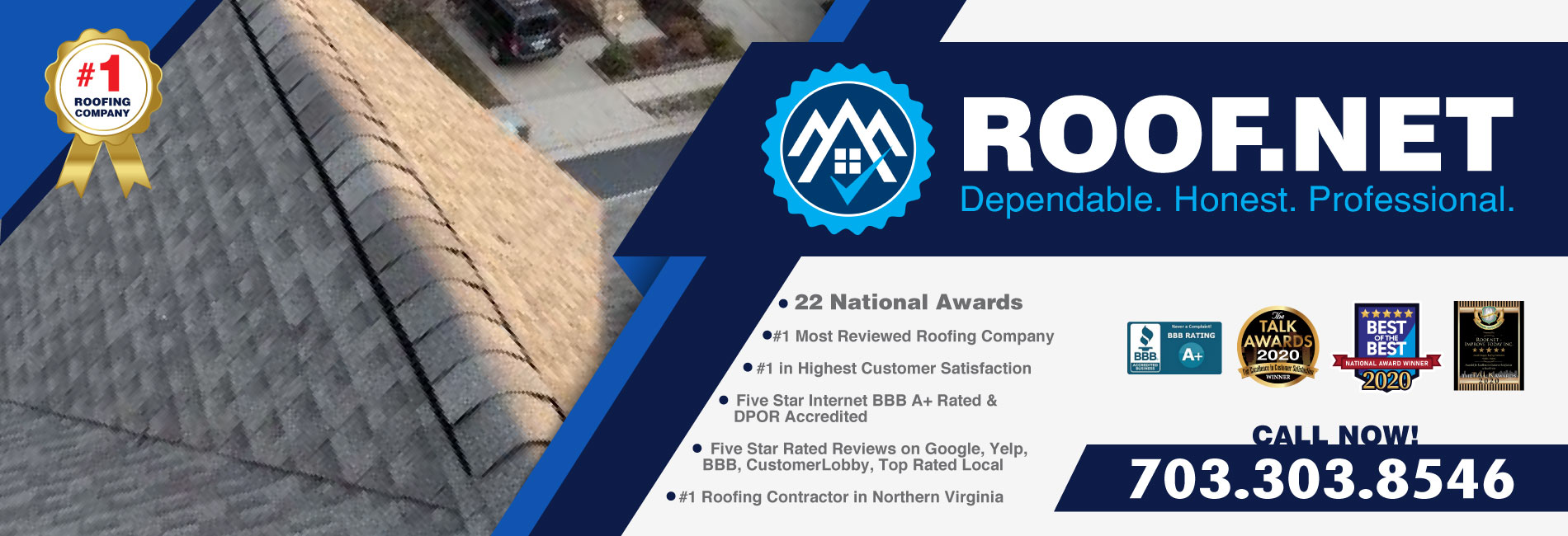 Roof.net Best Roofers in Town